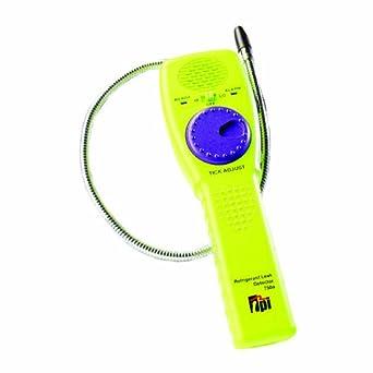 TPI - Detector de fugas de gas refrigerante con funda suave y batería, 0.2oz/year Sensitivity, 1: Amazon.es: Amazon.es