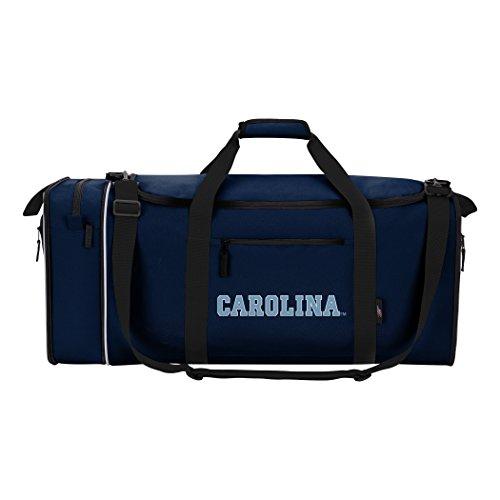 Officially Licensed NCAA North Carolina Tar Heels Steal Duffel Bag