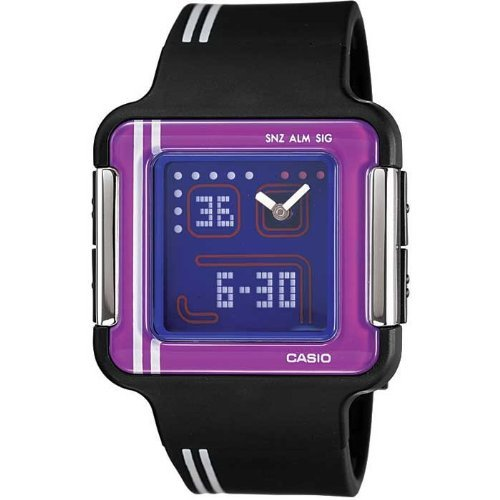 Casio General Unisex Watches Poptone LCF-21-1DR - WW