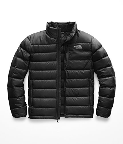 Aconcagua Down Jacket - The North Face Men's Aconcagua Jacket - TNF Black - L