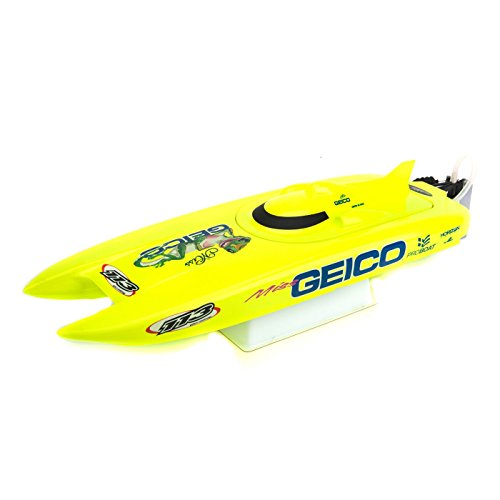 - Pro Boat Miss Geico 17