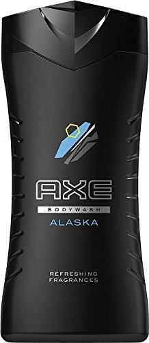 Axe Revitalizing Body Wash Shower Gel, Alaska, Pack of 3, (13.52 Fl. Oz/400 ml (Axe Gel Shower Gel)