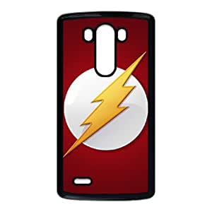 LG G3 Cell Phone Case Black The Flash zfpo