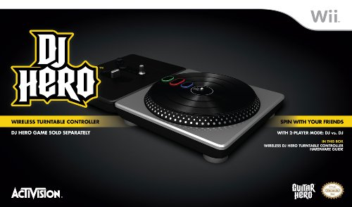 Activision DJ Hero Stand-Alone Turntable - Nintendo Wii