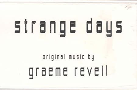 Graeme Revell Strange Days Promo Score Amazon Com Music