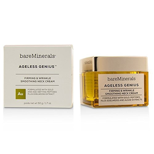 bareMinerals Ageless Genius Firming and Wrinkle Smoothing Neck Cream, 1.7 ()