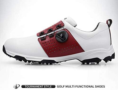 HJJGRASS Zapatos de Golf PGM para Hombre Zapatillas ...