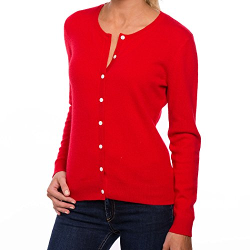 Red Cashmere Sweater: Amazon.com