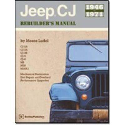Jeep Cj Rebuilders Manual - 7