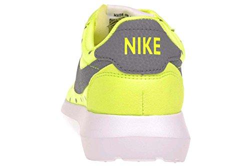 Nike Womens Roshe Ld-1000 Scarpe Da Ginnastica Sportive Scarpe-volt / Cool Grigio Volt / Cool Grigio-bianco-arancio Sicurezza