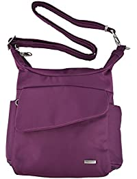 Anti-Theft Messenger Bag