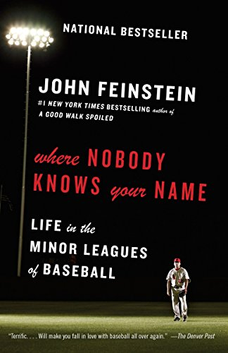 Where Nobody Knows Your Name: Life in the Minor Leagues of Baseball (Anchor Sports)