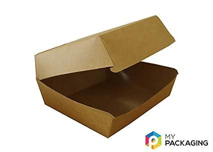 Kraft caja de hamburguesa grande, 300 unidades): Amazon.es: Industria, empresas y ciencia