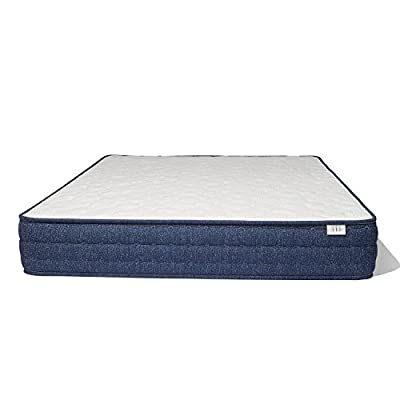 Brentwood Home Avalon Wrapped Innerspring Mattress, Made in California