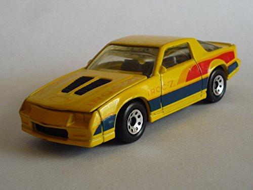 1987 Matchbox (1987 Matchbox MB51 CAMARO IROC-Z Automotive Superstars Series (1:64 Diecast Car))