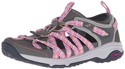 Chaco Women's Outcross Evo 1 Sport Water Shoe, Violet, 7 M US by Chaco