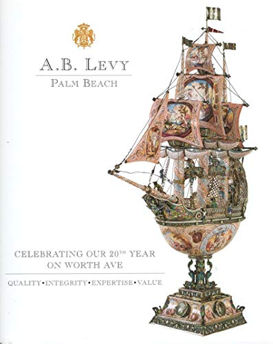 - A. B. Levy, Palm Beach: Celebrating Our 20th Year on Worth Ave. (Volume XLIV)