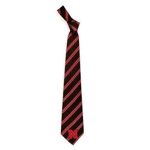 Nebraska Cornhuskers Collegiate Woven Polyester Necktie