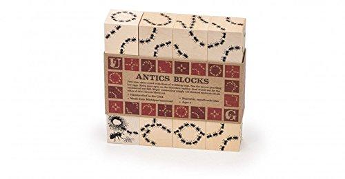 Canada Goose langford parka online fake - Amazon.com : Uncle Goose Antics Ant Blocks Set : Baby Building And ...