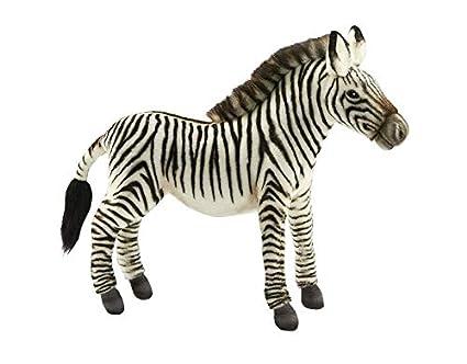 Hansa Grevys Zebra Plush Animal Toy, ...