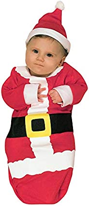 KONFA Toddler Newborn Baby Girls Boys Christmas Sleep Sack Bag,Sleepwear Santa Swaddle Wrap Blanket Wearable S