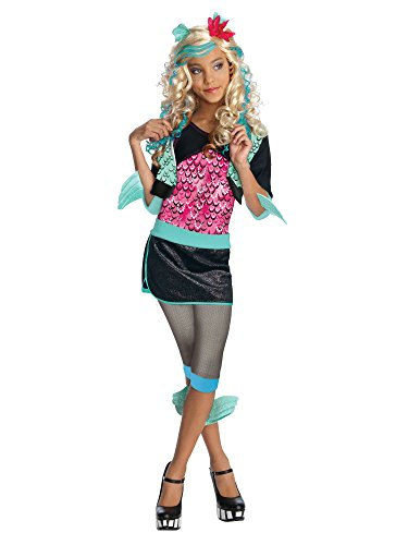 Rubie's Monster High Lagoona Blue Costume - Costume Ideas, Multi-colored, Small -