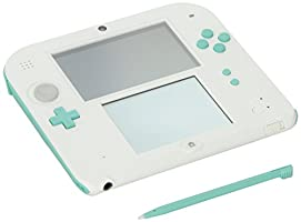 Nintendo 2DS Sea Green (Includes Mario Kart 7)