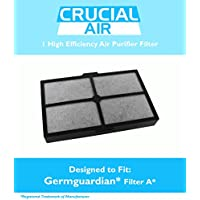 A Filter Fits Table Top Air Cleaning System AC4010, Compare to Part # FLT4010, Designed & Engineered by Crucial Air