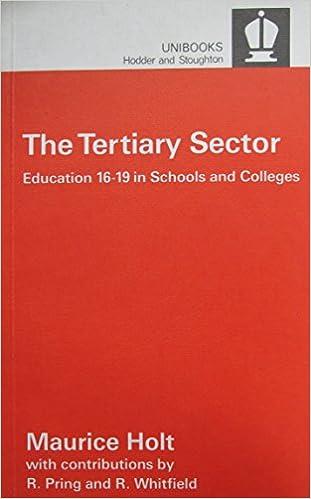 uk tertiary sector