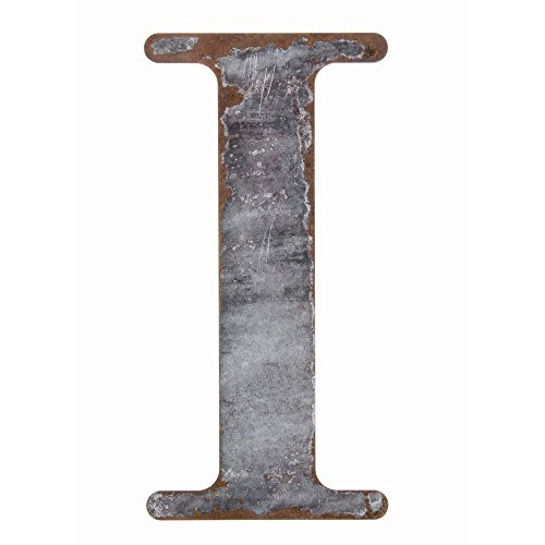 Park Tin (Tin Letter Weather Grey Metal I - 10