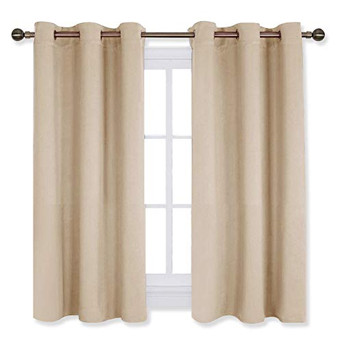 Where to find kitchen window curtains 45 inch length?