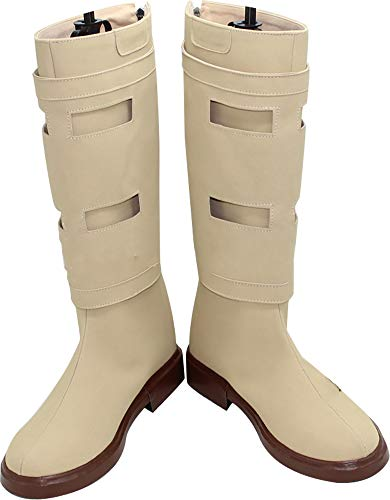 Whirl Cosplay Boots Shoes for Star Wars Padme Naberrie Amidala]()