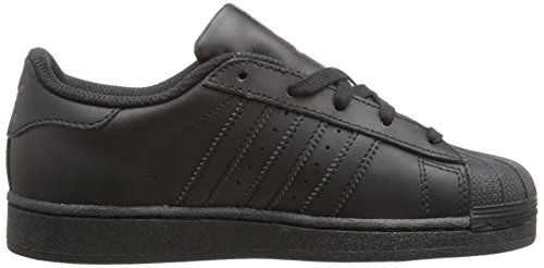 Superstar Black Black adidas per J Bambini Scarpe Ragazzo Black zqqdBg0