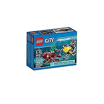 LEGO 60090 Deep Sea Scuba Scooter V39: Toys & Games
