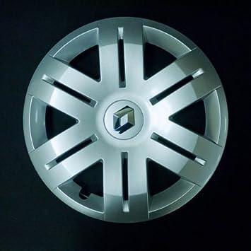 Tapacubos para Renault Clio de 40 cm (2001 – 2014): Amazon.es: Coche y moto