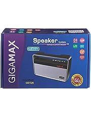 speaker gigamax b.t grams 326