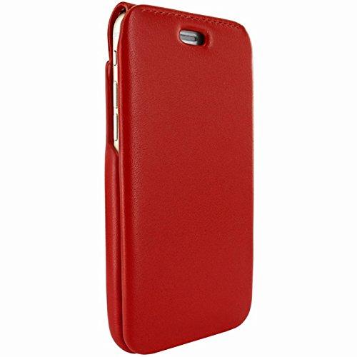 "Piel Frama ""iMagnum Leder Cover Fall für Apple iPhone 7–Rot"