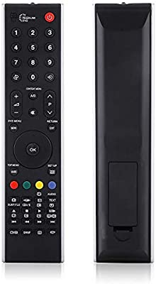 Mando a distancia para Toshiba CT90307 CT90287 CT90273 CT90274 Smart TV: Amazon.es: Electrónica