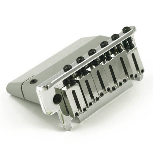 Fender Deluxe Stratocaster Guitar Bridge/Tremolo Assembly (Fender Tremolo Block)