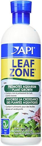 API Leaf Zone Aquarium Plant Food, 32-Ounce (Aquarium Pharmaceuticals Inc)