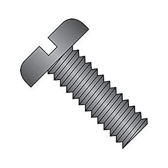 Fully Threaded 7//8 Length Steel Machine Screw Zinc Plated Finish Flat Head #12-24 UNC Threads Pack of 50 Meets ASME B18.6.3 Phillips Drive