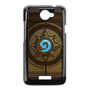HTC One X Cell Phone Case Black Hearthstone Heroes Of Warcraft Popular Games image KOL1365311