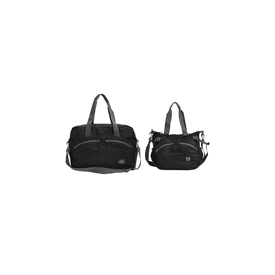 Forestfish Women's Lightweight Gym Tote Bag Waterproof Sports Handbag