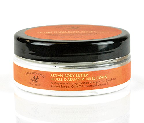 Pre De Provence Ultra-Hydrating Moroccan Argan Oil Body Butt