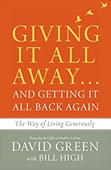 Giving Away Getting Back Again ebook product image