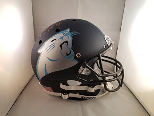 CJ Anderson Autographed Signed Full Size Carolina Panthers JSA