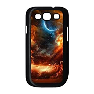 Qxhu moon in sky Hard Plastic Back Protective case for Samsung Galaxy S3 I9300