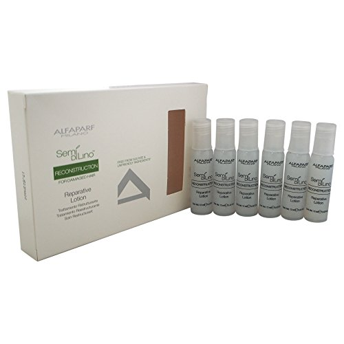 - Alfaparf Semi Di Lino Reconstruction Reparative Lotion Kit, 6 Count