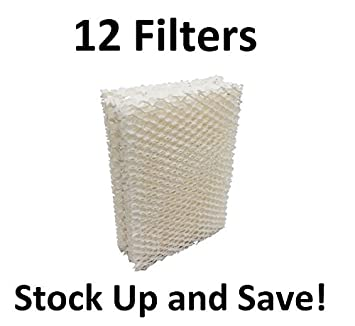 Humidifier Filter Wick for Select Kenmore Sears 758 8 Pack