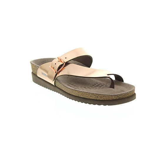Old Helen Mephisto Pink Thong Women's Sandals HZaqUI